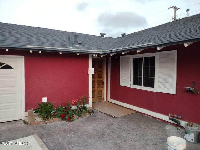 1324 W Olive Avenue, Lompoc, CA 93436 (MLS #21002076) :: The Epstein Partners