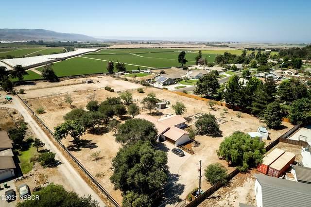 1461 Solomon Road, Santa Maria, CA 93455 (MLS #21002086) :: The Epstein Partners