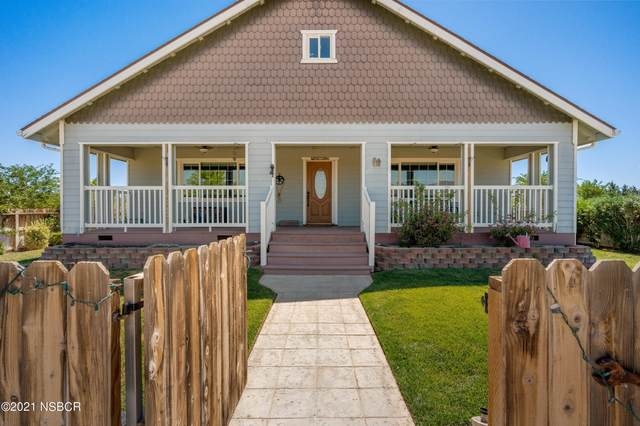 1220 Perkins Road, New Cuyama, CA 93254 (MLS #21002098) :: The Epstein Partners