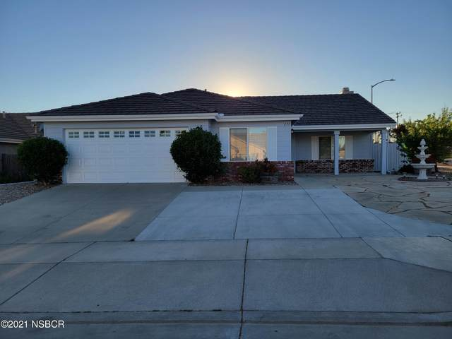 277 Parkview Road, Buellton, CA 93427 (MLS #21002102) :: The Epstein Partners