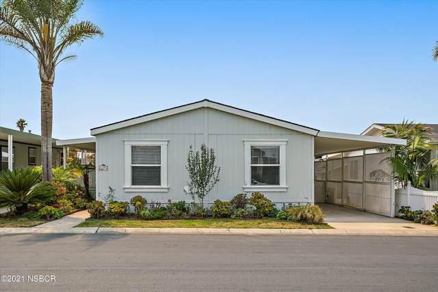 765 Mesa View Drive, Arroyo Grande, CA 93420 (MLS #21002105) :: The Epstein Partners