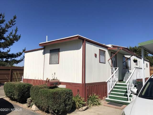1600 E Clark Avenue, Santa Maria, CA 93455 (MLS #21002119) :: The Epstein Partners