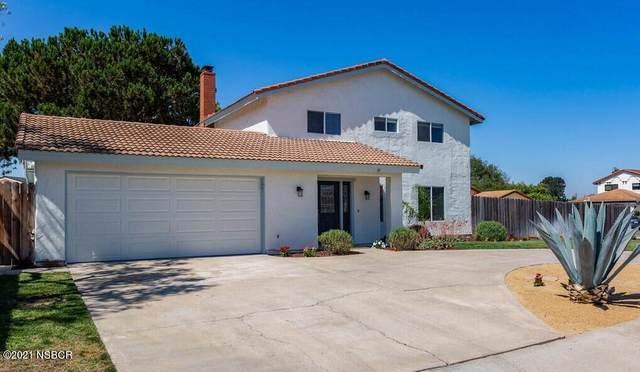 4627 Sweetbriar Court, Santa Maria, CA 93455 (MLS #21002137) :: The Epstein Partners