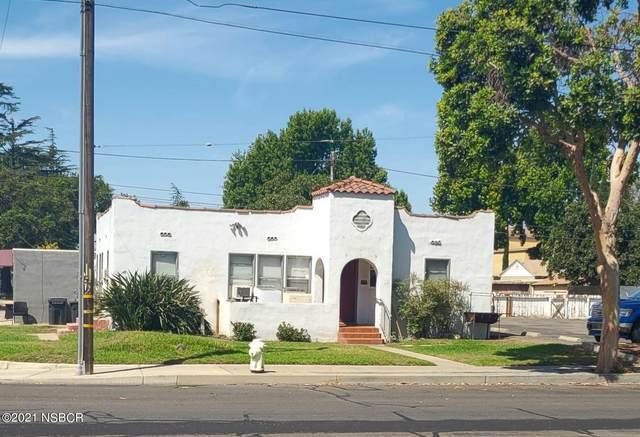 123 S College Drive, Santa Maria, CA 93454 (MLS #21002155) :: The Epstein Partners