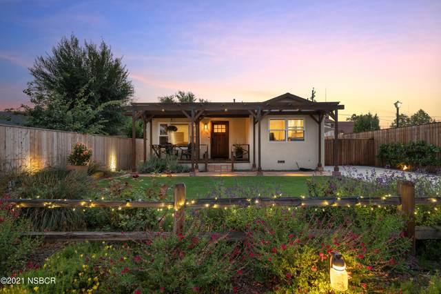 359 1st Street, Solvang, CA 93463 (MLS #21002164) :: The Epstein Partners