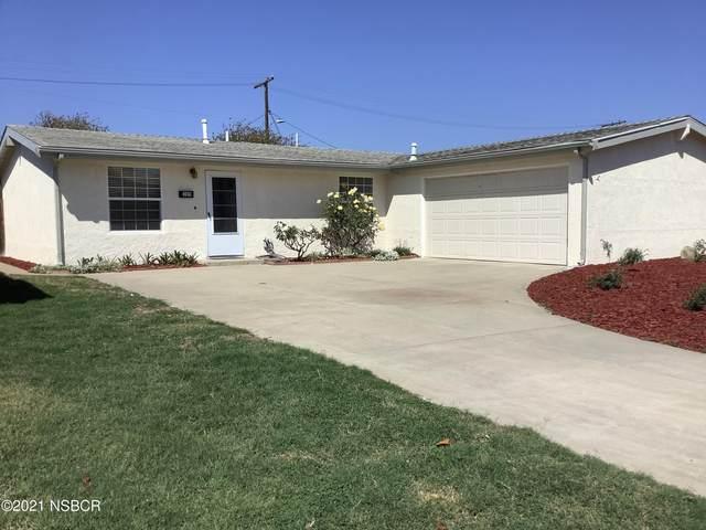 309 E Cherry Avenue, Lompoc, CA 93436 (MLS #21002199) :: The Epstein Partners