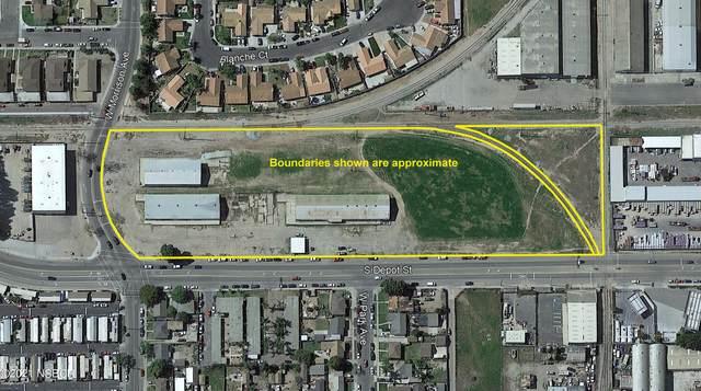 725 S Depot Street Street, Santa Maria, CA 93458 (MLS #21002209) :: The Epstein Partners