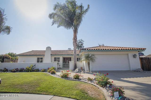 4421 Coventry Court, Santa Maria, CA 93455 (MLS #21002210) :: The Epstein Partners