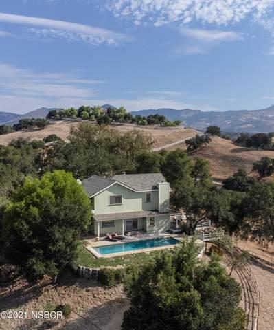 3911 Clover Lane, Santa Ynez, CA 93460 (MLS #21002217) :: The Epstein Partners