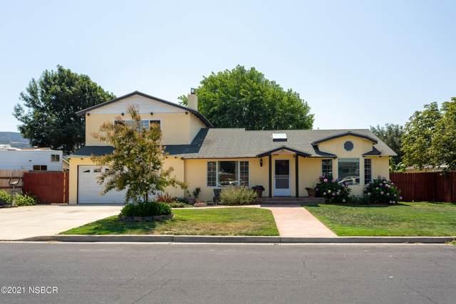 274 Kendale Road, Buellton, CA 93427 (MLS #21002224) :: The Epstein Partners