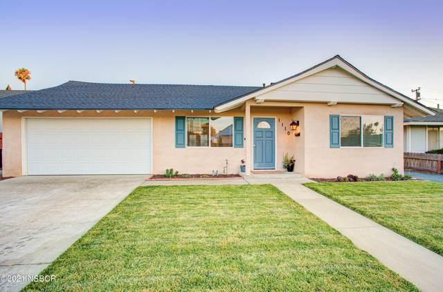1110 Dena Way, Santa Maria, CA 93454 (MLS #21002227) :: The Epstein Partners