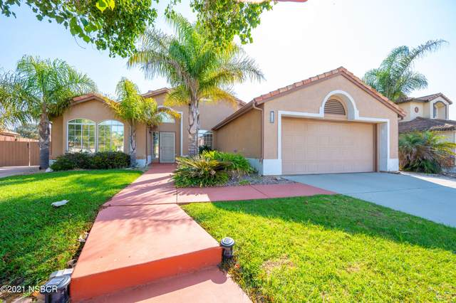 1520 Gardenia Street, Lompoc, CA 93436 (MLS #21002255) :: The Epstein Partners
