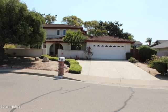 1124 Hampshire Place, Santa Maria, CA 93455 (MLS #21002260) :: The Epstein Partners