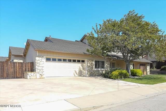 4374 Countrywood Drive, Santa Maria, CA 93455 (MLS #21002268) :: The Epstein Partners
