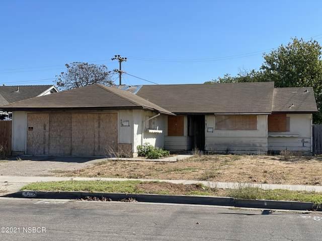 802 E Hermosa Street, Santa Maria, CA 93454 (MLS #21002271) :: The Epstein Partners