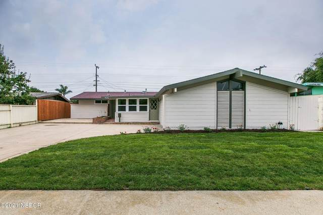 425 N Sixth Street, Lompoc, CA 93436 (MLS #21002303) :: The Epstein Partners