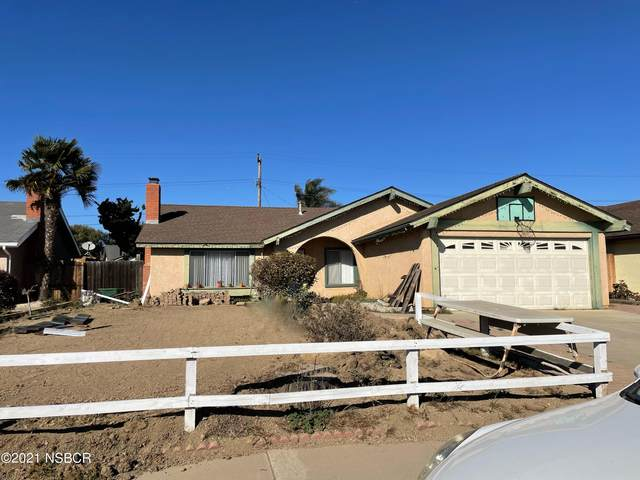 1121 Alden Avenue, Lompoc, CA 93436 (MLS #21002420) :: The Epstein Partners