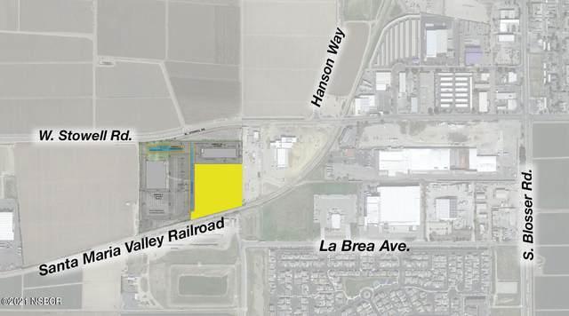 1550 W Stowell Road, Santa Maria, CA 93455 (MLS #21002480) :: The Epstein Partners