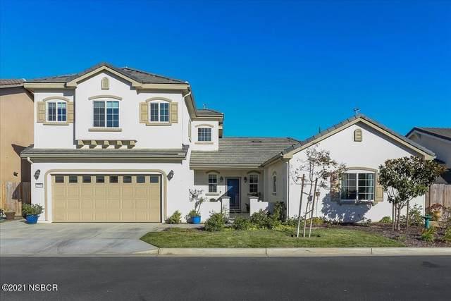 1550 S Barrow Lane, Santa Maria, CA 93458 (MLS #21002481) :: The Epstein Partners