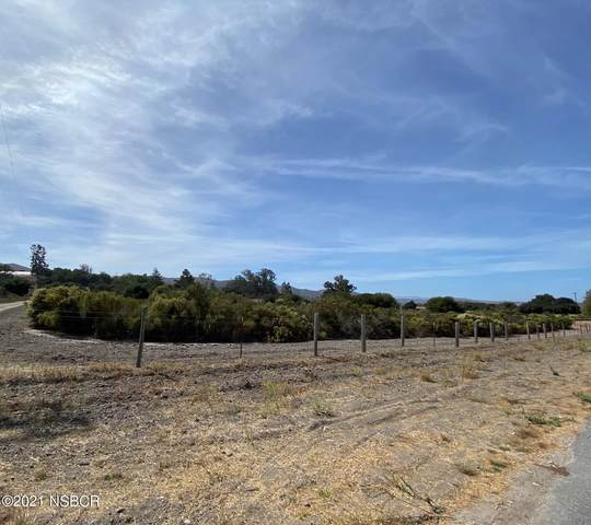 5355 Campbell Road, Lompoc, CA 93436 (MLS #21002484) :: The Epstein Partners