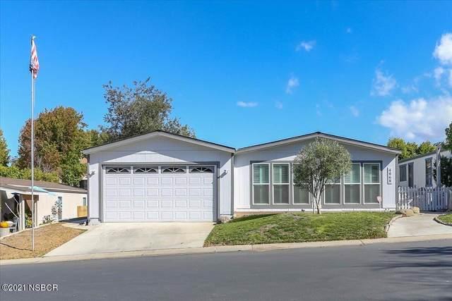 4068 Berwyn Drive, Santa Maria, CA 93455 (MLS #21002487) :: The Epstein Partners