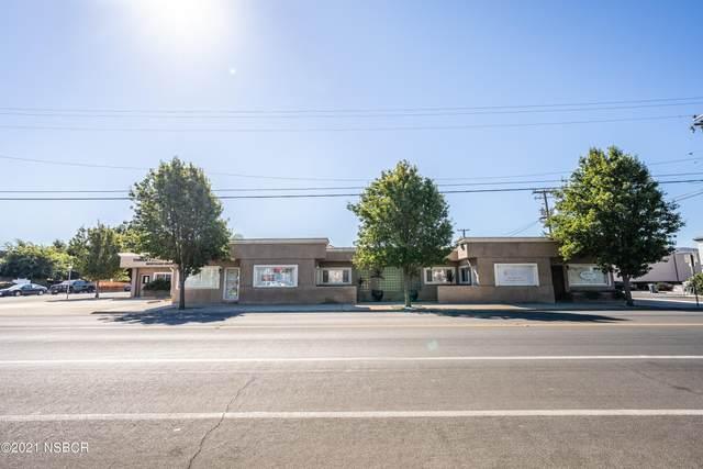 116 E College Avenue, Lompoc, CA 93436 (MLS #21002516) :: The Epstein Partners