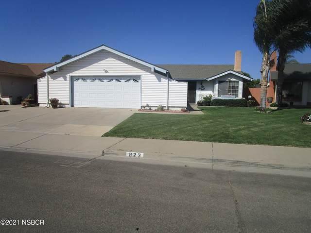 923 Colebrook Drive, Santa Maria, CA 93458 (MLS #21002518) :: The Epstein Partners