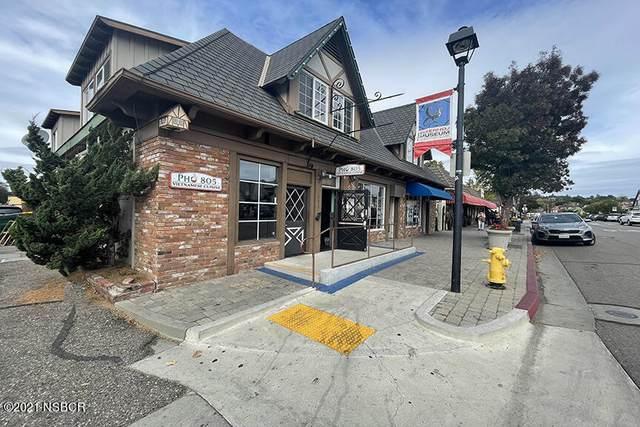 437 Alisal Road, Solvang, CA 93463 (MLS #21002519) :: The Epstein Partners