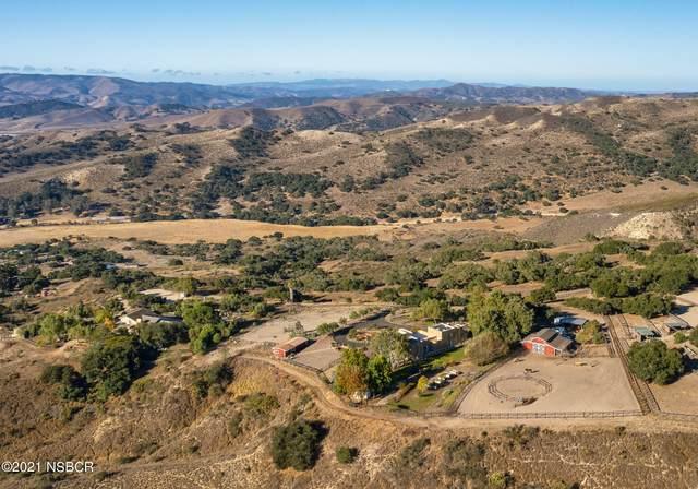 1833 Cougar Ridge Road, Buellton, CA 93427 (MLS #21002520) :: The Epstein Partners
