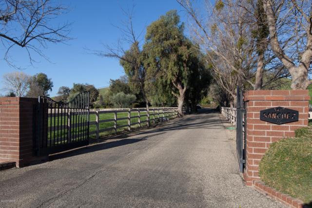 2067 Alamo Pintado Road, Solvang, CA 93463 (MLS #1701597) :: The Epstein Partners