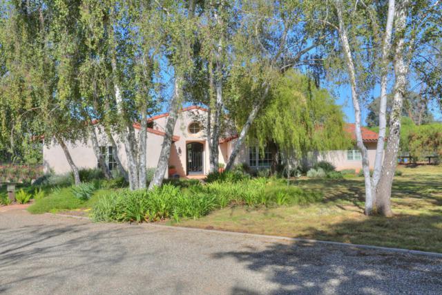 245 Meadowlark Road, Santa Ynez, CA 93460 (MLS #1701732) :: The Epstein Partners