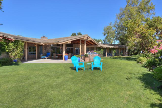 4001 Long Valley Road, Santa Ynez, CA 93460 (MLS #1701795) :: The Epstein Partners