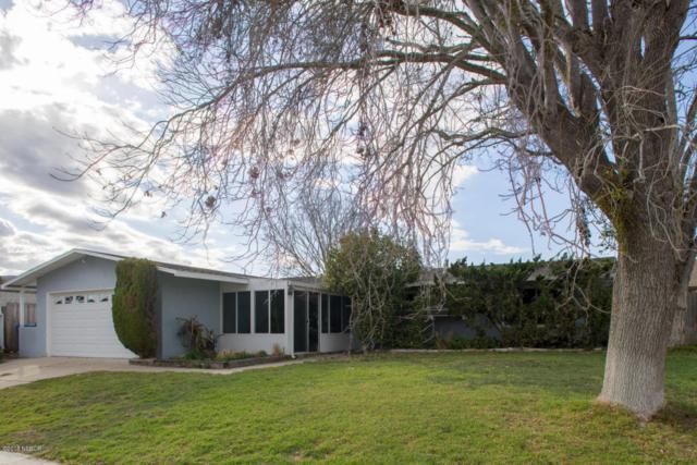 345 Calor Drive, Buellton, CA 93427 (MLS #18000517) :: The Epstein Partners
