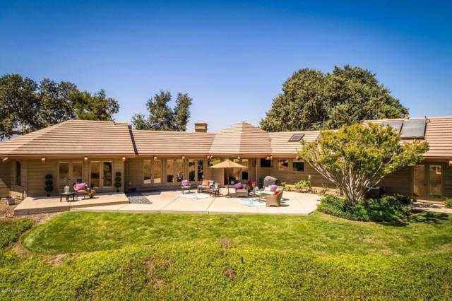 2920 Bramadero Road, Los Olivos, CA 93441 (MLS #18000795) :: The Epstein Partners