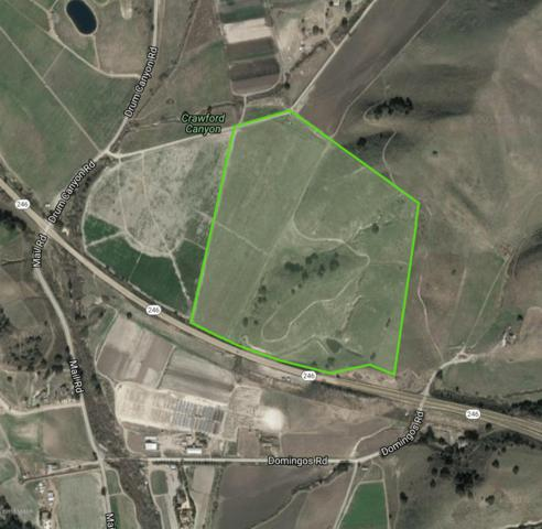 1050 Drum Canyon Road, Lompoc, CA 93436 (MLS #18001527) :: The Epstein Partners