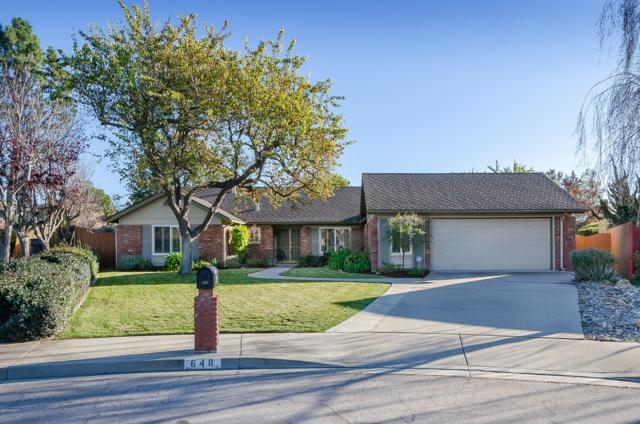 648 Woodbridge Court, Santa Maria, CA 93455 (MLS #19000048) :: The Epstein Partners