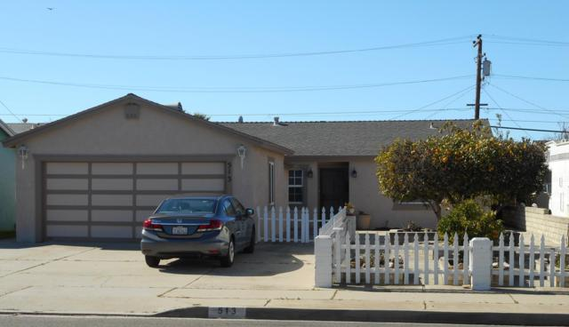 513 N 7th Street, Lompoc, CA 93437 (MLS #19000337) :: The Epstein Partners