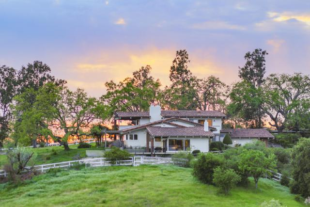 2750 N Refugio Road, Santa Ynez, CA 93460 (MLS #19000740) :: The Epstein Partners