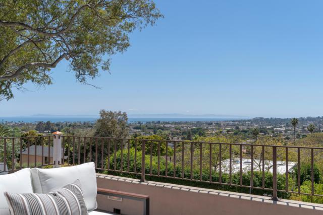 532 Alameda Padre Serra, Santa Barbara, CA 93103 (MLS #19001043) :: The Epstein Partners