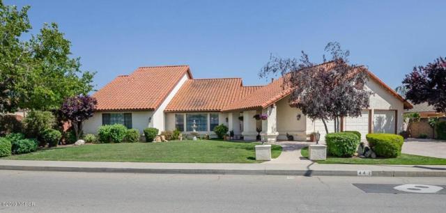 442 Palisade Drive, Santa Maria, CA 93454 (MLS #19001425) :: The Epstein Partners