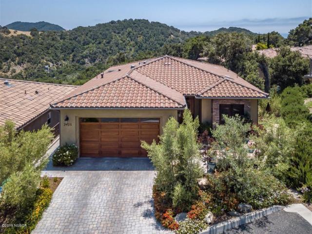 2925 Aerie Lane, Avila Beach, CA 93424 (MLS #19001737) :: The Epstein Partners