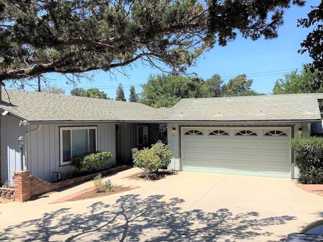 1255 Faraday Street, Santa Ynez, CA 93460 (MLS #19002130) :: The Epstein Partners