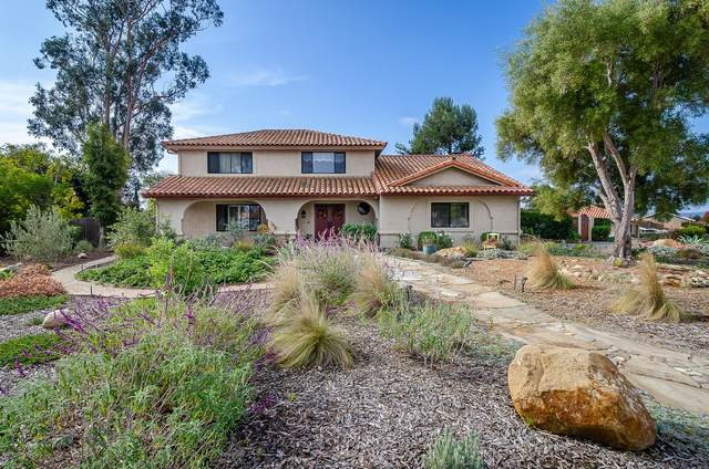 4399 Countrywood Drive, Santa Maria, CA 93455 (MLS #19002998) :: The Epstein Partners