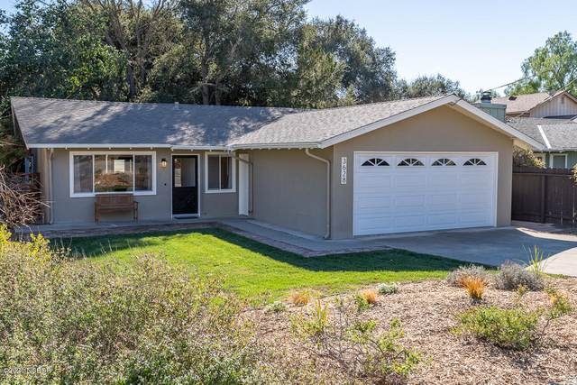 3628 Pine Street, Santa Ynez, CA 93460 (MLS #20000310) :: The Epstein Partners