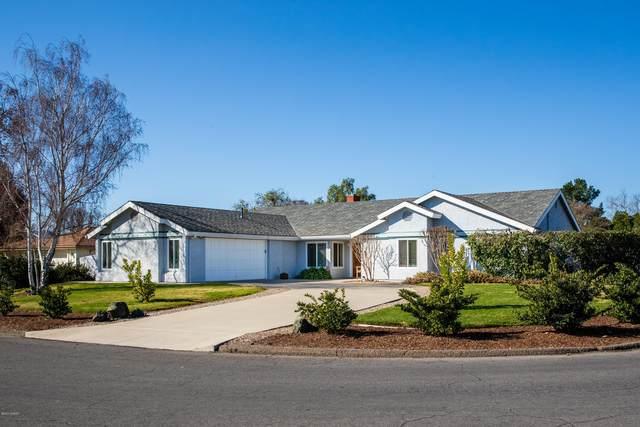1373 Cimarron Drive, Santa Ynez, CA 93460 (MLS #20000403) :: The Epstein Partners