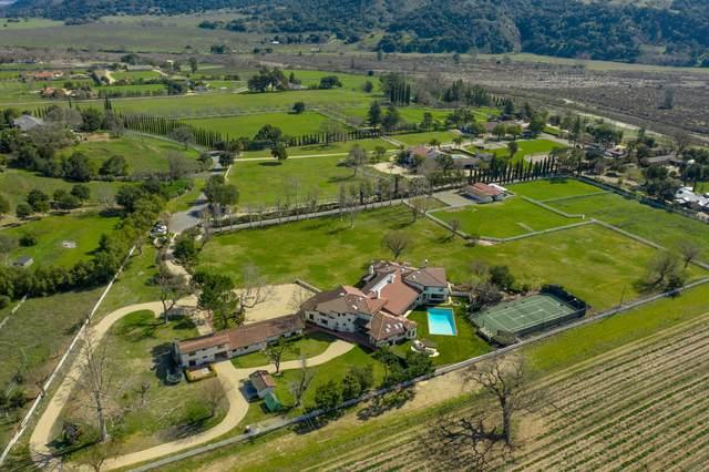 3920 Indian Way, Santa Ynez, CA 93460 (MLS #20000452) :: The Epstein Partners