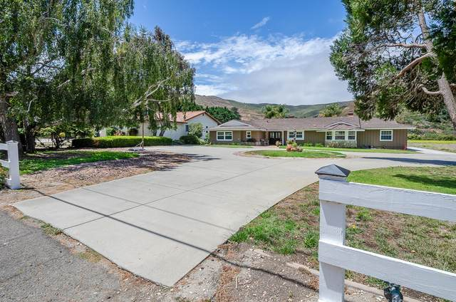1395 San Miguelito Road, Lompoc, CA 93436 (MLS #20001416) :: The Epstein Partners