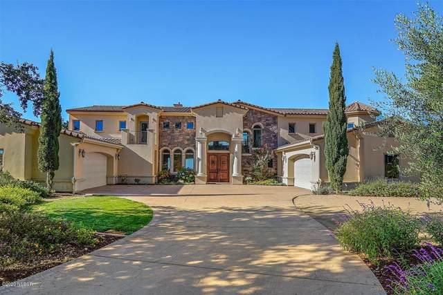 1220 Montecito Ridge Drive, Arroyo Grande, CA 93420 (MLS #20002042) :: The Epstein Partners