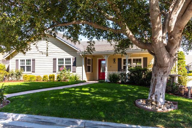 580 Foxen Lane, Los Alamos, CA 93440 (MLS #20002150) :: The Epstein Partners