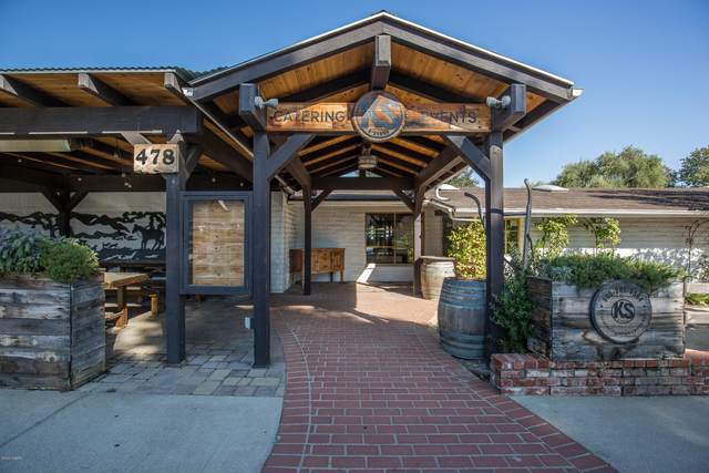 478 4th Place, Solvang, CA 93463 (MLS #20002165) :: The Epstein Partners